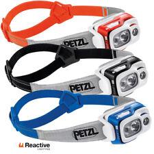PETZL SWIFT RL 900 lumens Headlamp