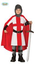 GUIRCA Costume crociato soldato medievale carnevale bambino mod. 8539_
