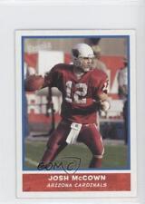 2004 Bazooka Minis #58 Josh McCown Arizona Cardinals Football Card
