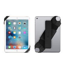 Universal Tablet Hand Strap Holder Swivel Handle Grip with Elastic Belt Secure