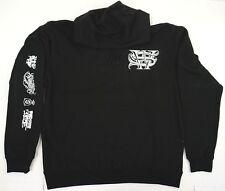 STREETWISE SWERVE Hoodie Sweatshirt 100% Cotton Mens Hoody New