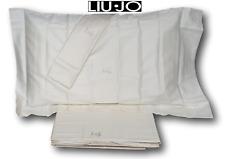 LIU JO. Completo lenzuola, TELLARO F Raso di Cotone 100%. Matrimoniale, 2 piazze