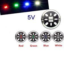 2 LED CIRCLE X2/5V Round 1806 2204 2206 Motor Mount Light Board For FPV Drone KK