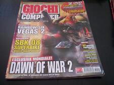 GIOCHI PER IL MIO COMPUTER N° 142 maggio 2008 GMC