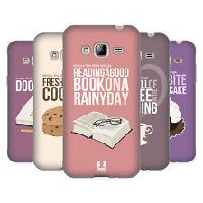 Funda Funda Diseños disfrutar de las pequeñas cosas Gel suave Funda Para Samsung Galaxy J3