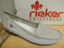 rieker ®  SALE,  grau, NEU,  superbequem, Top Preis,  40068-40  (R187)