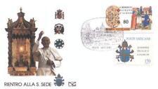 Dominicana 1984 Jan Pawel II papież John Paul pope papa (84/3)