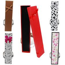 Geschenkbox Halskette Schachtel Halskette Etui Kettenschachtel Geschenkschachtel