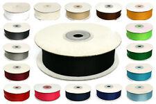 (0,26 EUR/m) Ripsband 10mm Breit, 20 Meter lang in 17 Farben zur Auswahl