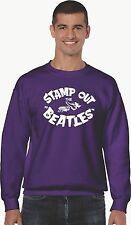 STAMP OUT THE BEATLES SWEATSHIRT MCCARTNEY LENNON HARRISON STARR shirt