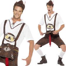 Rude Funny Oktoberfest Costume Germany Festival Stag Fancy Dress Smiffys 43399