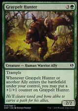 4x Graypelt Hunter | NM/M | Zendikar vs. Eldrazi | Magic MTG