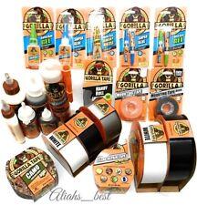 Gorilla Glue Tape Super Glue Impact-Tough 100% Waterproof Strong Glue and Tape.
