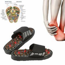 Claquettes de Massage pour Homme Femme Stimule les points d'acupuncture du pied