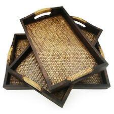 Essella Rotin Synthétique île de soleil jardin Chaise longue Coquillage Love seat mobilier de jardin Set