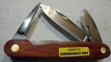 Messertools,, Bootmesser, Taschenmesser Arbeitsmesser, Kabelmesser 4 in 1