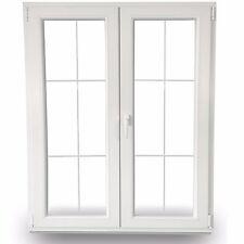 Balkontür Terrassentür Kunststofftür Tür Sprossen Stulptür Tür Türe 2 Fach