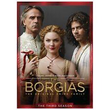 The Borgias: The Final Season 3 - New/Sealed 3-Disc DVD Set