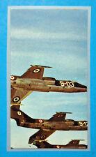 AEREI-Ed.Ediraf-Figurina/Sticker n.178-FORMAZIONE DI F 104 G IN VOLO 3/8-Rec
