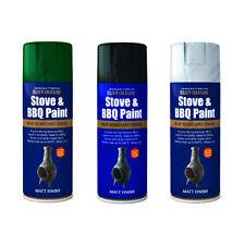 Rust-Oleum haute température Poêle & Barbecue Peinture aérosol noir vert argent