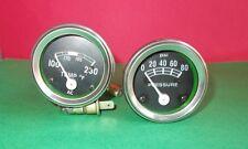 Ford Tractor 2N 8N 9N NAA 601 70 801 901 2000 4000 Oil Temp Gauge Set