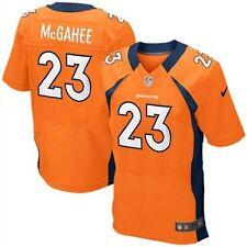 Willis McGahee Denver Broncos Nike NFL Replica Jersey NWT Miami Hurricanes The U