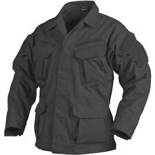 Helikon Sfu Next Police Cadet Uniform Shirt Mens Ripstop Security Jacket Black
