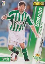 N°060 JOSE DORADO RAMIREZ REAL BETIS OFFICIAL TRADING CARD PANINI LIGA 2013