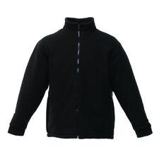 Regatta Jacket Mens Asgard Fur Padded Insulated Fleece Work Winter Camping Black
