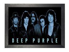 Deep Purple (7) English Heavy Rock Band Star Classic Music Legends Poster Photo