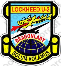 STICKER MILITARY U-2 Solo