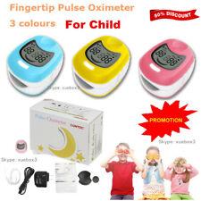 Fingertip Kids Use Child /Pediatric Finger SpO2 PR Pulse Oxygen oximeter CONTEC