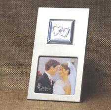 Interlocking Hearts Photo Frame ideal Wedding or Christmas Couples Romantic Gift