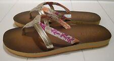 New Sperry Sandals/Flip Flops Womens/Girls Sand Dune Sz 6.5, 7.5 or 8