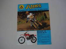 advertising Pubblicità 1976 ASPES NAVAHO CS SPECIAL 50