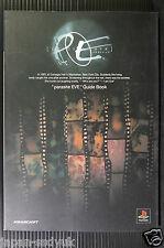 JAPAN Parasite Eve Guide Book