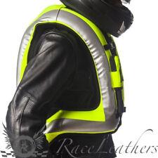 Helite Turtle Tecnología Negro Fluorescente MOTO Aire Seguridad Bolsa camiseta