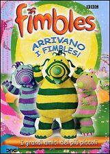 FIMBLES, ARRIVANO I FIMBLES- DVD NUOVO SIGILLATO