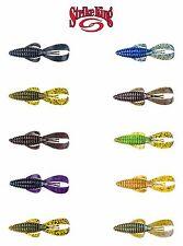 """Strike King Magnum Rage Bug 4.5"""" Soft Plastic Bait - Select Color(s)"""