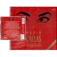"""MARIA CALLAS """"COLLECTION"""" RARO DOPPIO CD 2007 - SIGILLATO"""