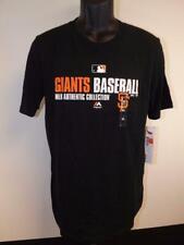 Schwarz Majestic Shirt 18 Neu San Francisco Giants Jugendliche Größe Xl Xl