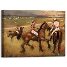Degas gare design quadro stampa tela dipinto telaio arredo casa