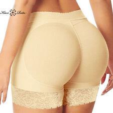 Sexy Bum Butt Lift Panty Padded Fake Hip Enhancer Body Shaper Brief Underwear US