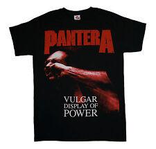PANTERA - Red Vulgar - t shirt S,M,L,XL-2XL Brand New Official Merchandise