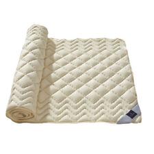 Billerbeck Unterbett Matratzenauflage MULTILIND mit Schurwolle gefüllt 180x200cm