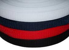 Klettband - 25m Klett + 25m Flausch auf Rolle 16, 20, 25, 30, 38, 50, 100mm