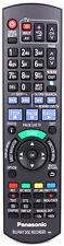 Panasonic BLU RAY DVD Recorder remote Control N2QAYB000614