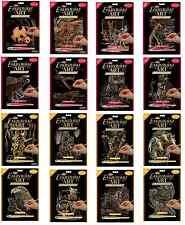 30 disegni A4 Oro & Raschietto Rame Lamina per Incisione arte KIT TOOL & Istruzioni