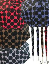M&P Damen Regenschirm Long stabil Automatik Circulos