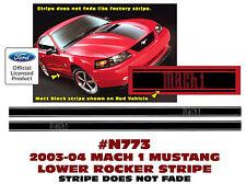 SIDE C-STRIPE KIT PLAIN NO NAME N563-ND 1999-04 MUSTANG